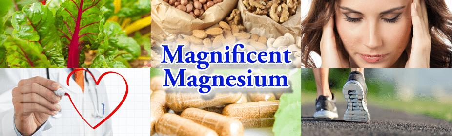 Magnesium Blog - Optimum Fergus