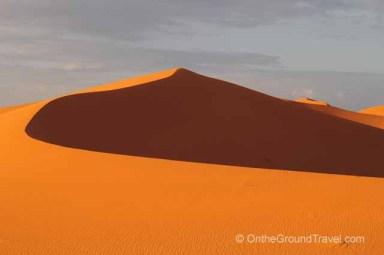 Erg Chebbi Sand Dunes - Sahara Desert Tour - Morocco Travel