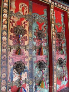Trip to Tibet - Nechung Monastery