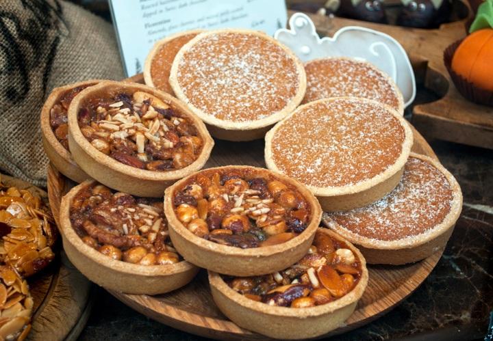 Cakes at Betty's Tea Room, York
