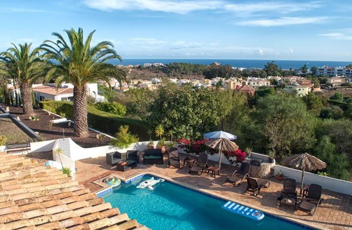Villa in Lagos, the Algarve, Portugal