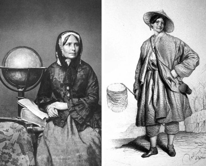 Ida Pfeiffer - first female solo traveller