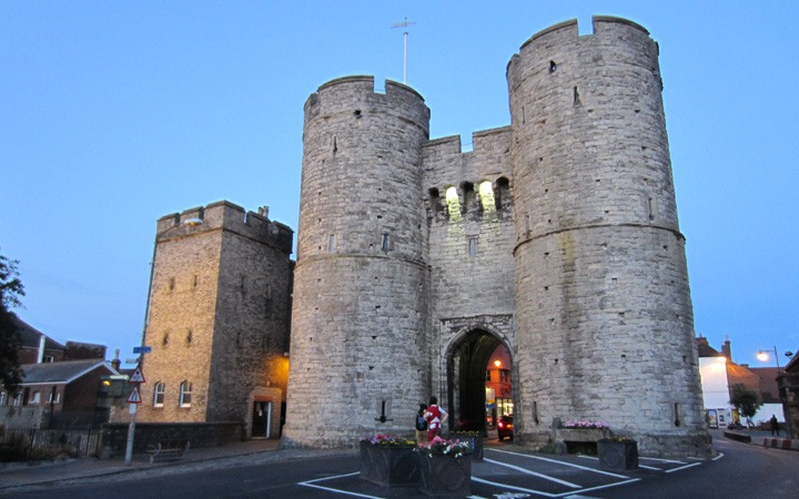 Westgate Canterbury