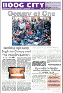 Boog City 73 Occupy Issue Online PDF Edition