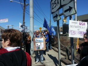 Port Jeff Peace March 3/30/2013