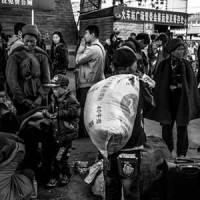 Xi'an Photos: Muslim st, Train station - Travel Photos