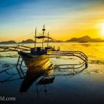 El Nido Sunset Palawan Philippines 2