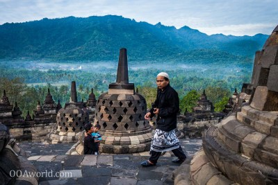 Photo Borobudur Tourism Yogyakarta Indonesia Ooaworld