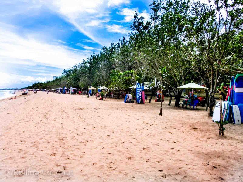 Kuta Beach Bali Indonesia photo Ooaworld