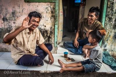 Kota Family Jakarta Indonesia Photo Ooaworld