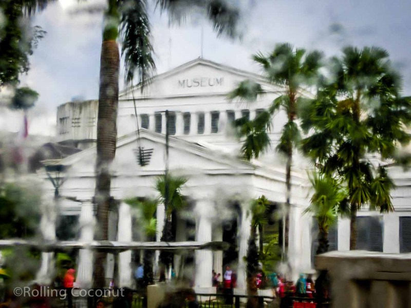 National Museum Jakarta Indonesia Photo Ooaworld