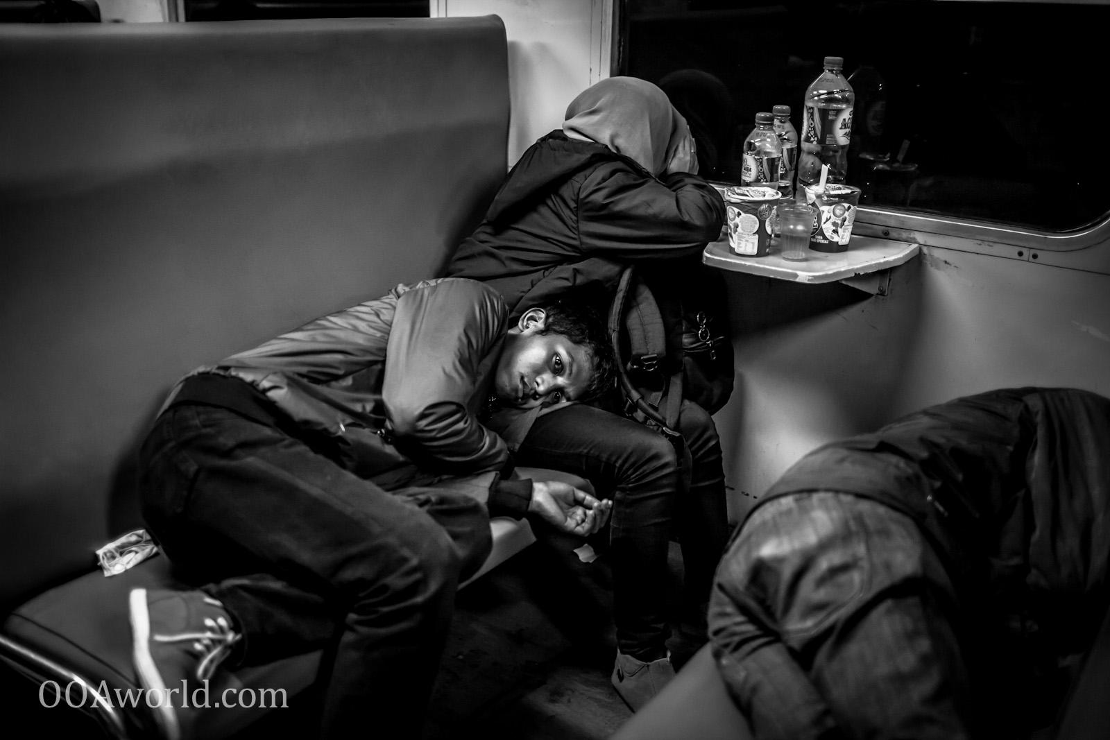 Night Train Indonesia Sleepers 2 Photo Ooaworld