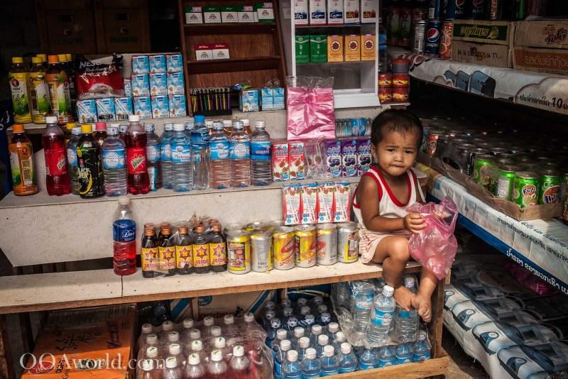Baby Shop Laos Photo Ooaworld