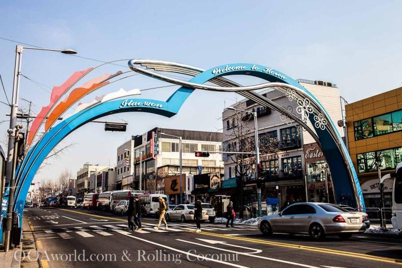 Itaewon Seoul Photo Ooaworld