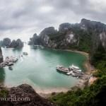 Sung Sot Viewpoint Halong Bay Vietnam Photo Ooaworld
