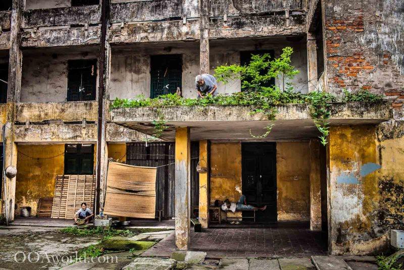 Wash Grow Sleep Vietnam Photo Ooaworld