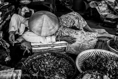 Hoi An Market Nap Photo Ooaworld