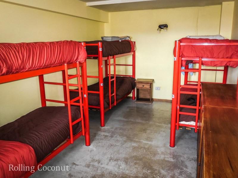 Ushuaia Argentina Antarctica Hostel Dorm ooaworld Rolling Coconut Photo Ooaworld