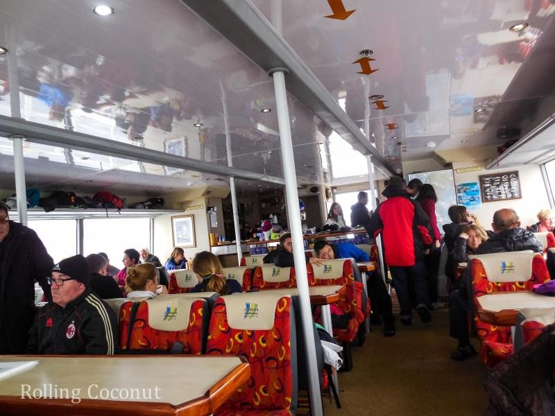 Ushuaia Argentina Catamarans Beagle Channel Tour ooaworld Rolling Coconut Photo Ooaworld