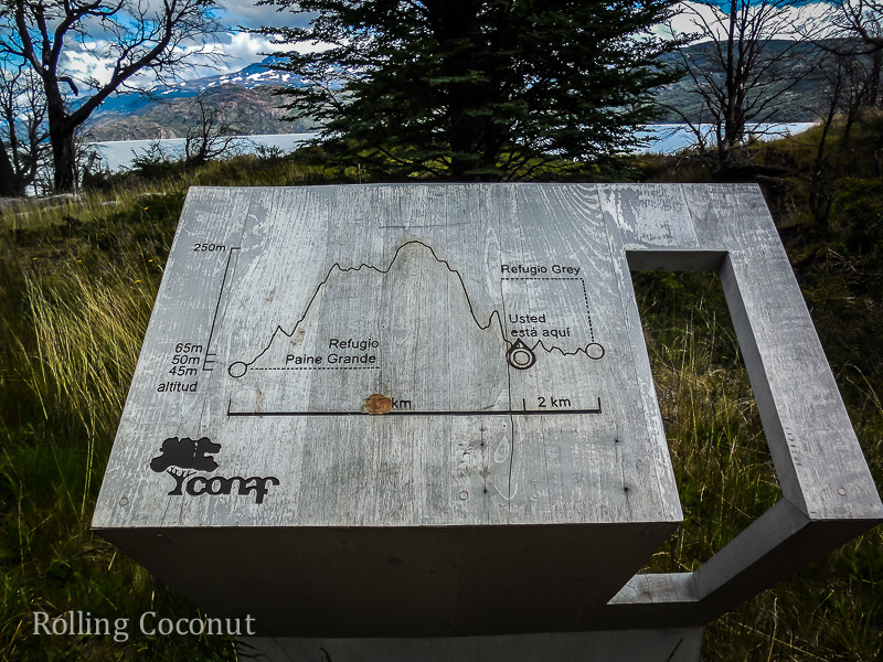 Torres del Paine Chile Day One Hike Altitude Rolling Coconut OOAworld Photo Ooaworld