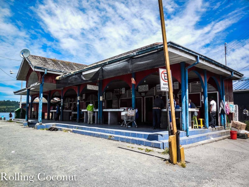Chile Chiloe Ceviche at Fish Market by the Pier Rolling Coconut OOAworld Photo Ooaworld