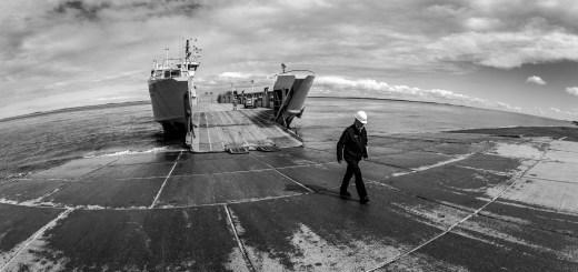 Ferry Magellan Straits Punta Arenas Photo Tierra del Fuego Ooaworld