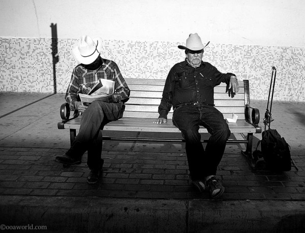 El Paso cowboys
