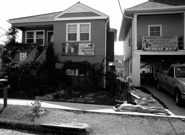 Photos New Orleans after Hurricane Katrina Rebuilding houses