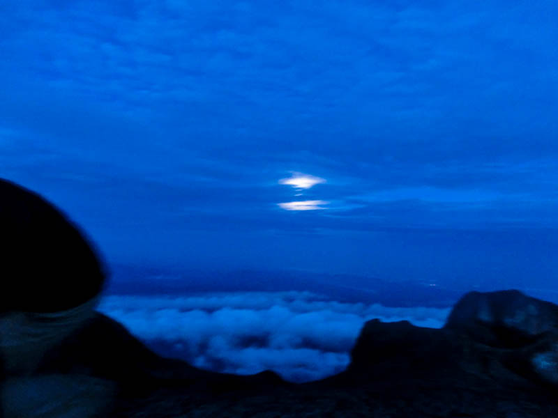moon mount kinabalu photo ooaworld Rolling Coconut