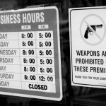 USA, weapons prohibited