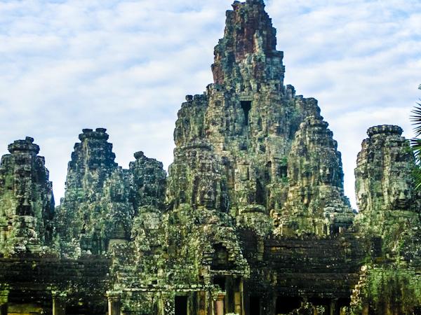 angkor bayon cambodia photo ooaworld Rolling Coconut