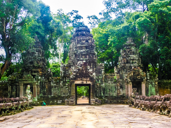 angkor temple cambodia photo ooaworld Rolling Coconut