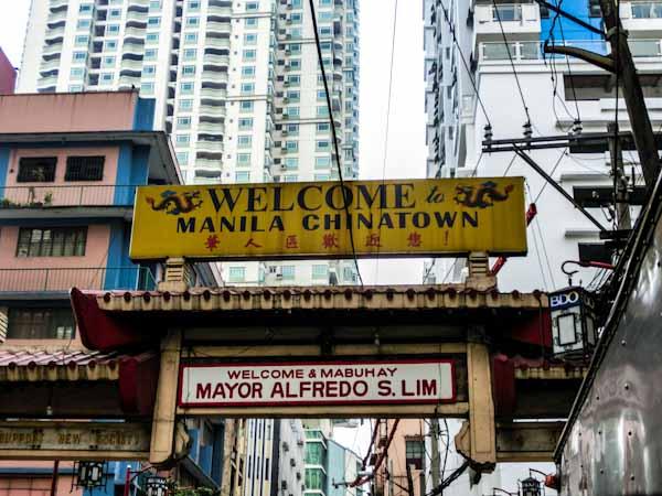 chinatown manila photo ooaworld Rolling Coconut