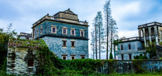 Kaiping fortresses, Diaolou