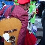 new york clown USA road trip photo ooaworld