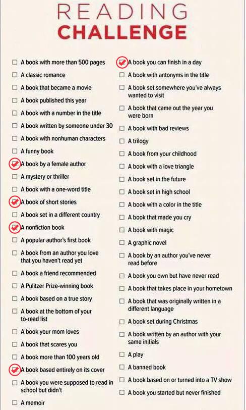BookChallengeJanuary