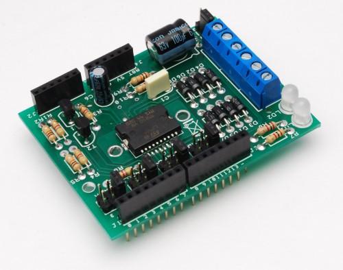 Arduino Motor Shield Open Electronics