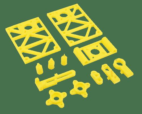 spherebot_Printedparts