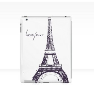 bonjour ipad case open art media