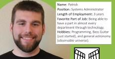 Pat's Employee Spotlight