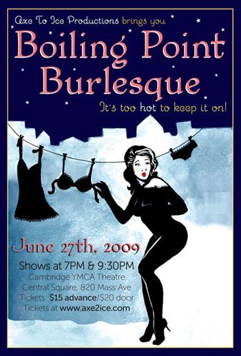 Boiling Point Burlesque