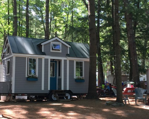 Tiny House in Maine