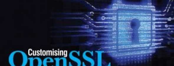 customise-OpenSSL
