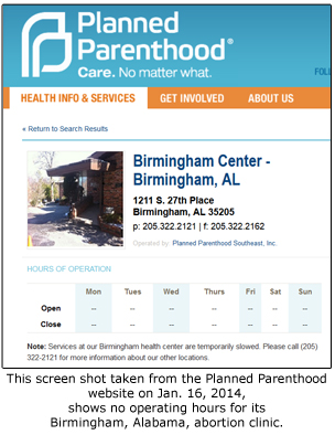 BirminghamPPClosed