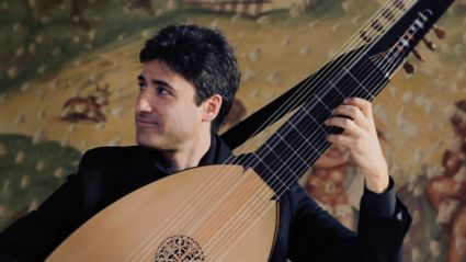 MICHAEL LEOPOLD AND THEORBO