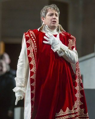 CLEMENZA TITO IN ROBE