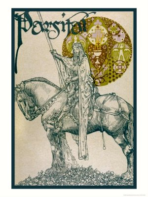 PARSIFAL (400) POSTER