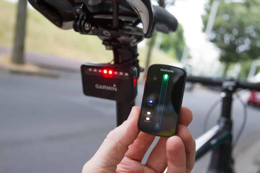Garmin Varia bike radar systeem | maakt Garmin mensen bang?