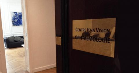 Centre Iena Vision (Paris 16) ophtalmologie
