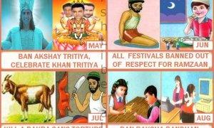 Adarsh Liberal festivals